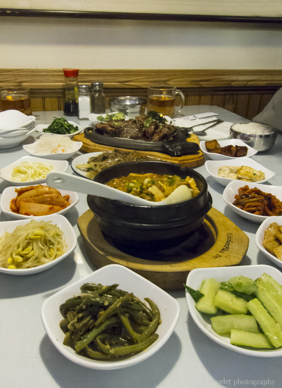 VIP Korean Restaurant, Anchorage, Alaska