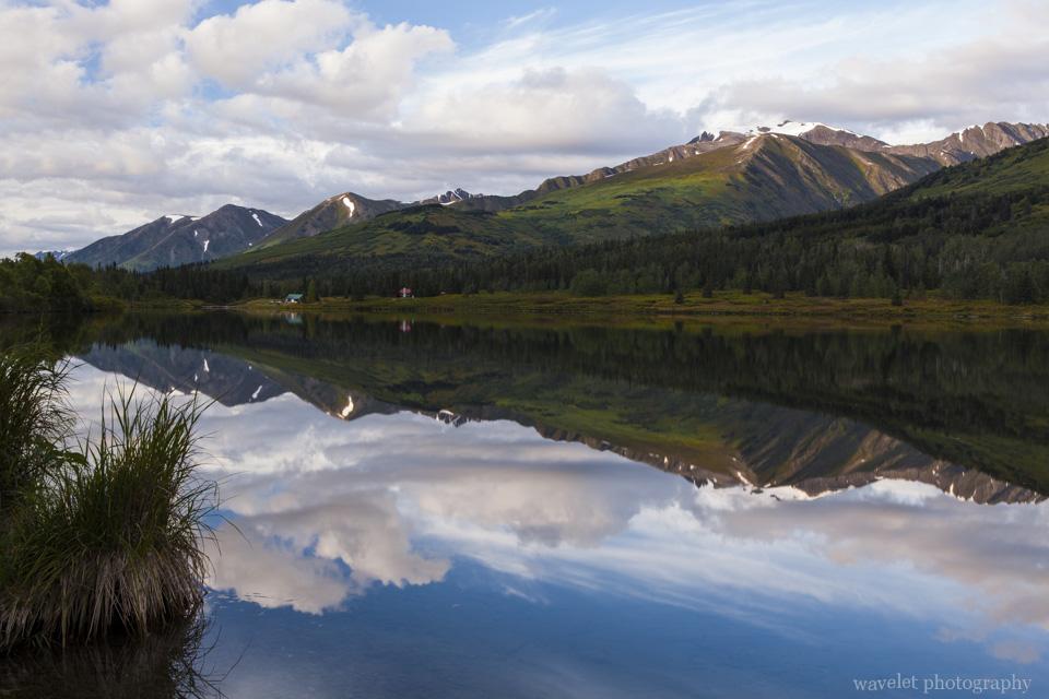Lower Summit Lake, Alaska