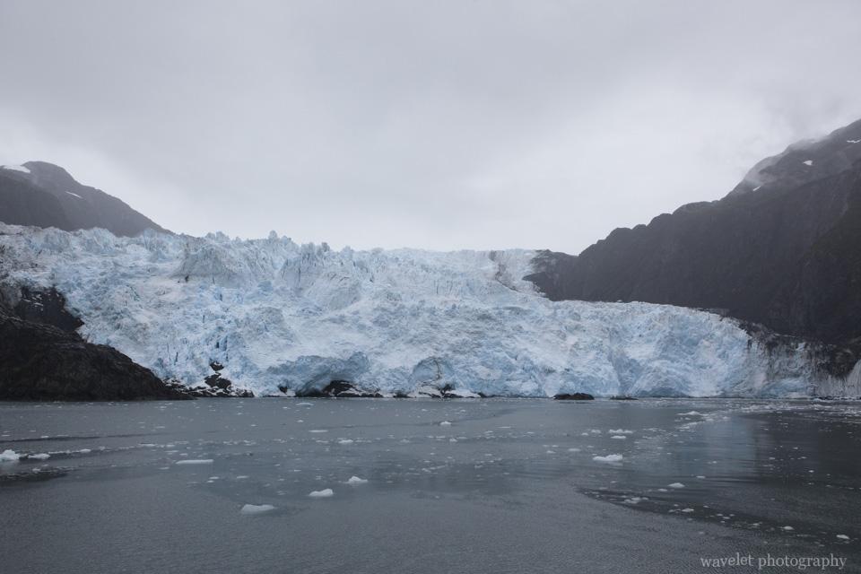 Aialik Glacier, Kenai Fjords National Park, Alaska
