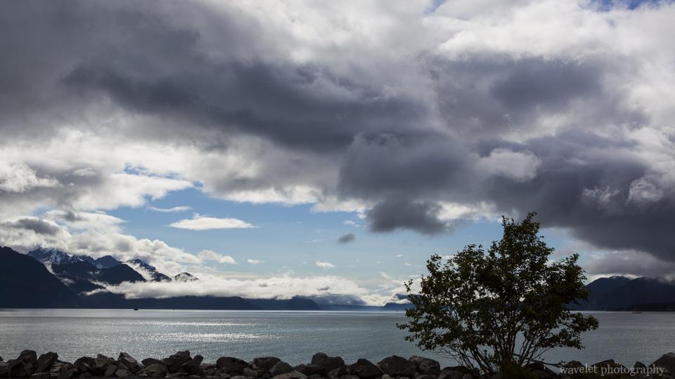 Waterfront Park, Seward, Alaska
