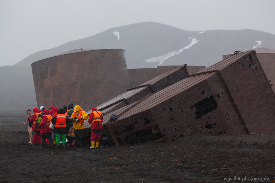 Whaling Station, Deception Island