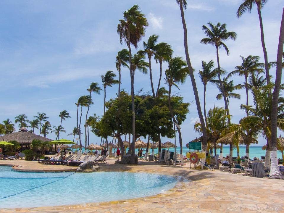 Holiday Inn resort, Aruba