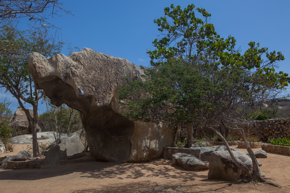 Casibari Rock Formations, Aruba