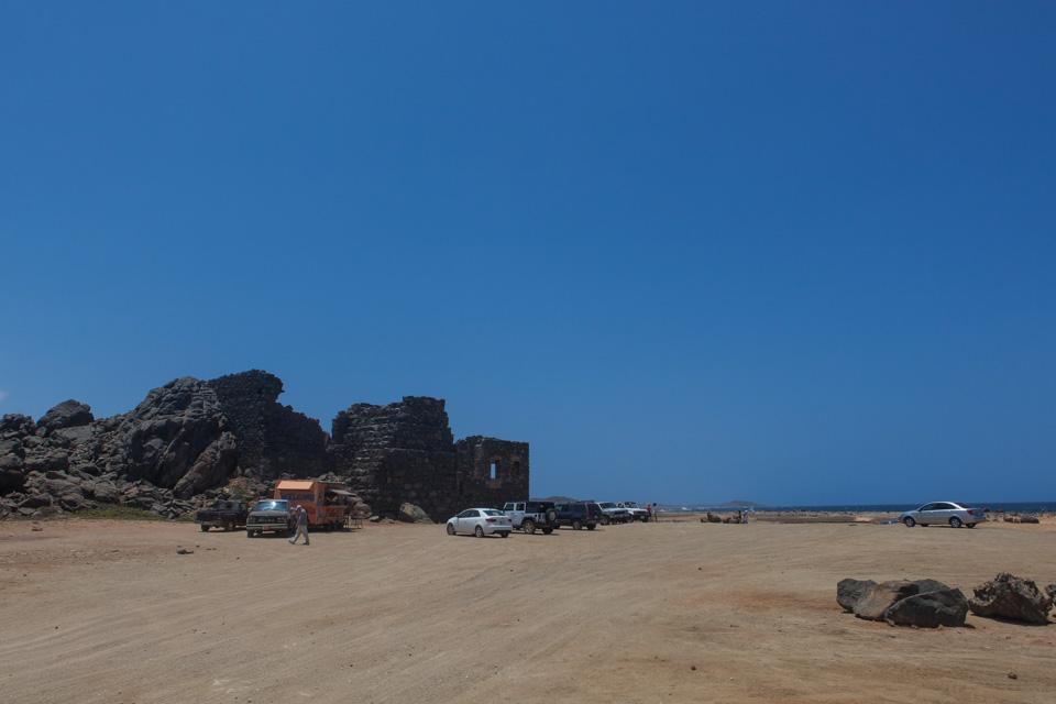 Bushiribana Ruins, Aruba