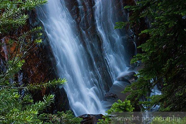 Lake Agnes Falls, Banff