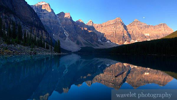 Moraine Lake, Banff