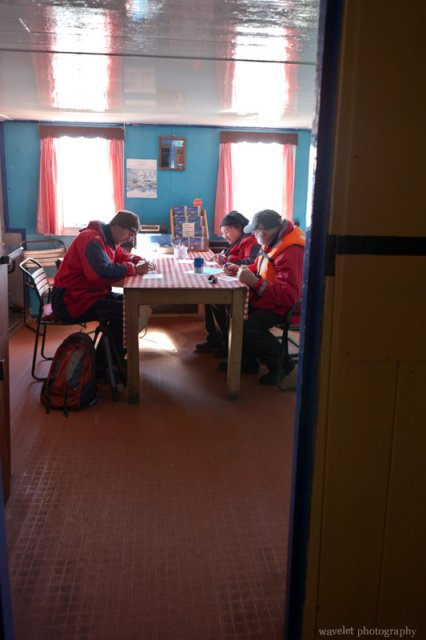 The Southernmost Post Office, Port Lockroy, Antarctica