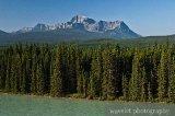 Highway 1A, Banff