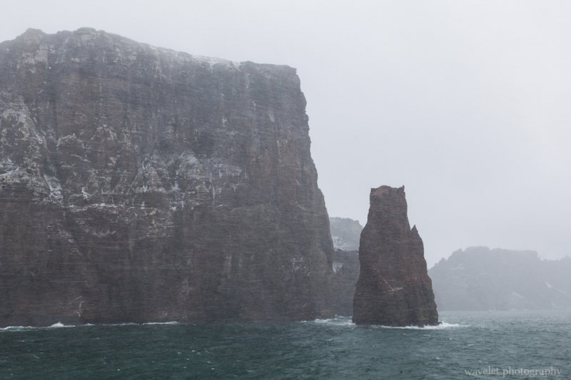 Neptune's Bellows, Deception Island