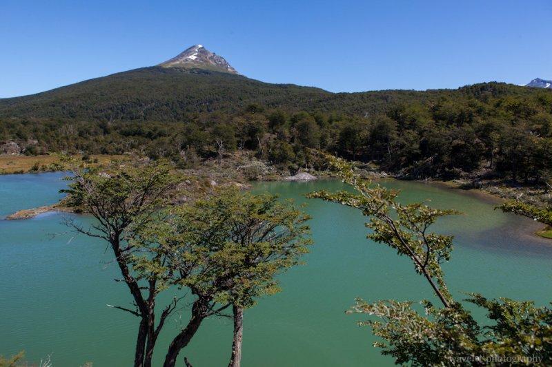 Green Lagoon, Tierra del Fuego N. P.