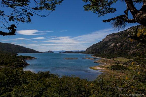 Lapataia Bay, Tierra del Fuego N. P.