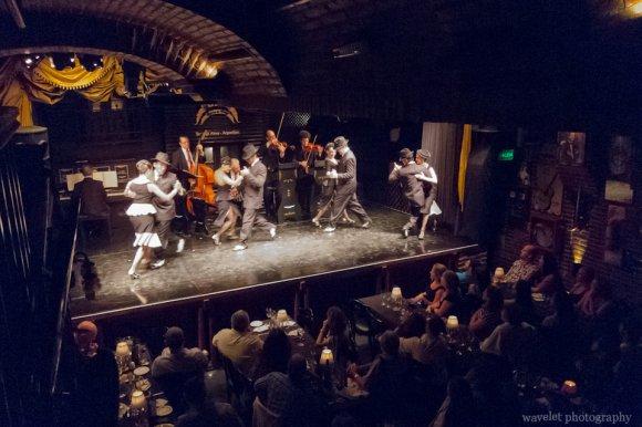 Tango Show at La Ventana