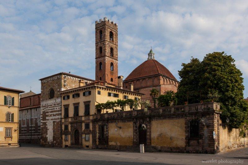 Piazza San Martino, Lucca