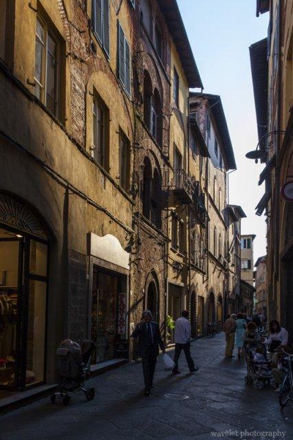 Via Fillungo, Lucca