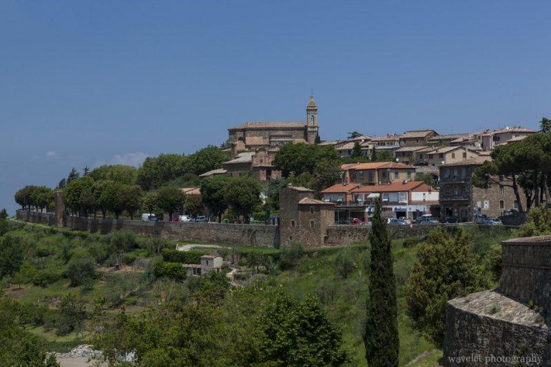 Montalcino, Southern Tuscany