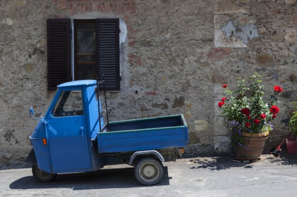 Castiglione d' Orcia, Southern Tuscany