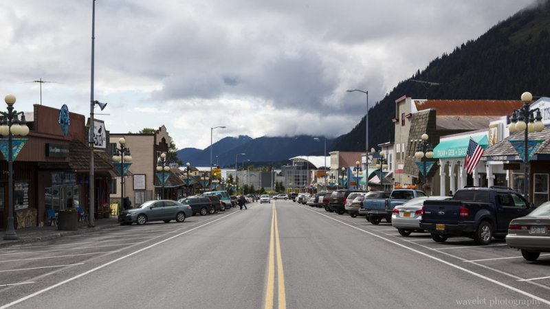 4th Ave., Seward, Alaska