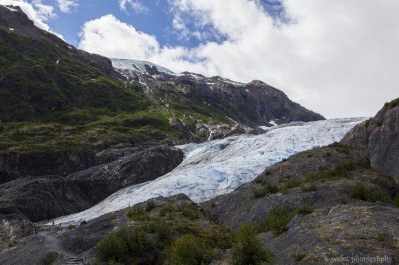 Exit Glacier, Kenai Peninsula, Alaska
