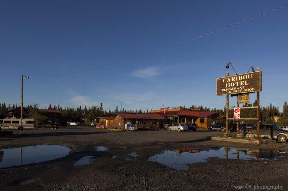 Caribou Hotel, Glennallen, Alaska