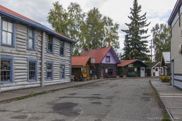 Pioneer Park, Fairbanks, Alaska