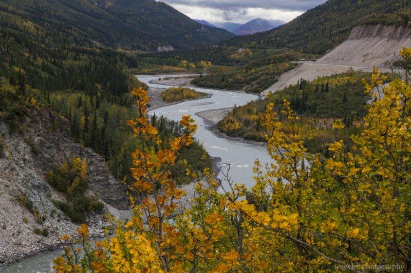 Near Denali National Park, Alaska