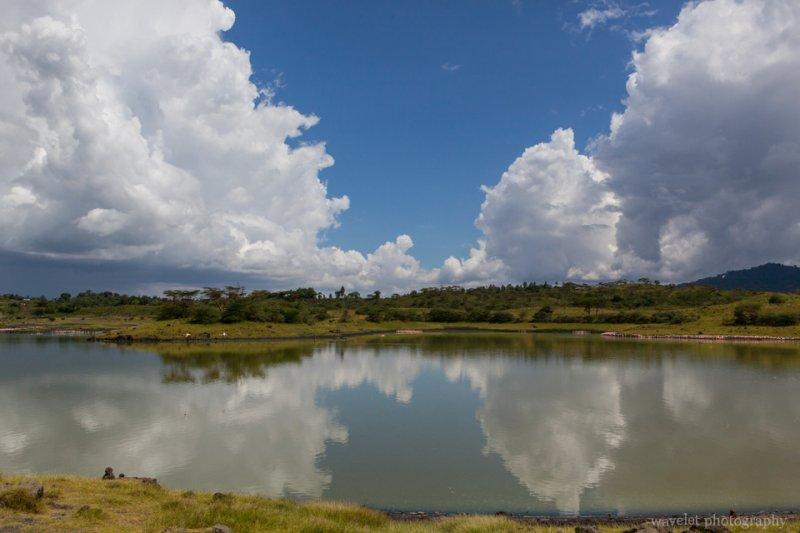 Big Momella Lake, Arusha National Park, Tanzania