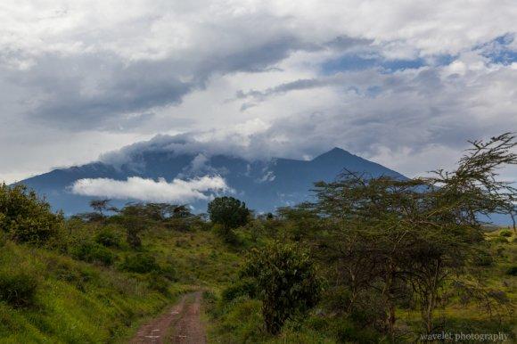 Mt. Meru, Arusha National Park, Tanzania