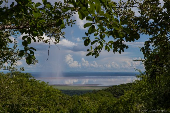 Overlook Lake Manyara National Park