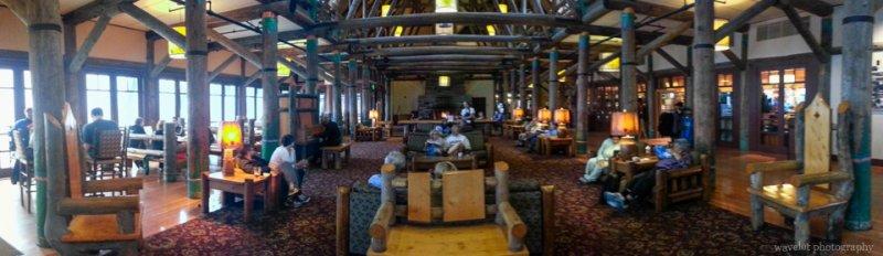 Paradise Inn, Mt. Rainier