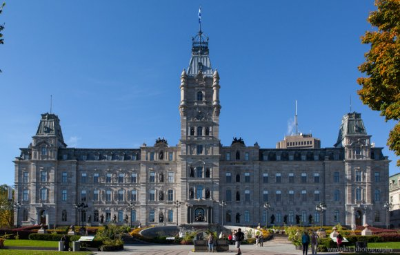 Parliament Building, Quebec City