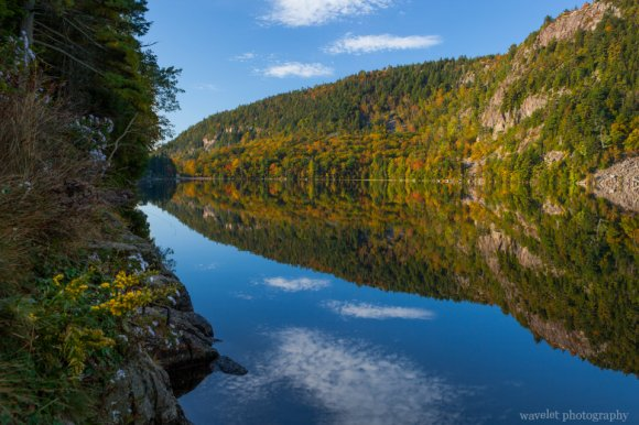 Echo Lake, Acadia National Park, Maine