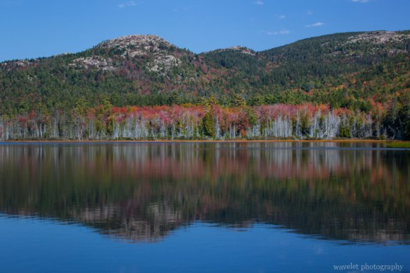 Upper Hadlock Pond, Acadia National Park, Maine