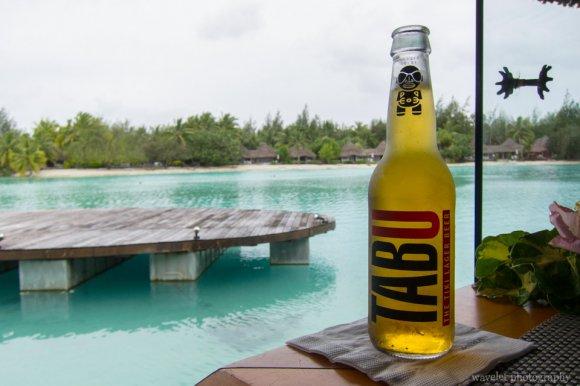 Lunch at Le Méridien Bora Bora