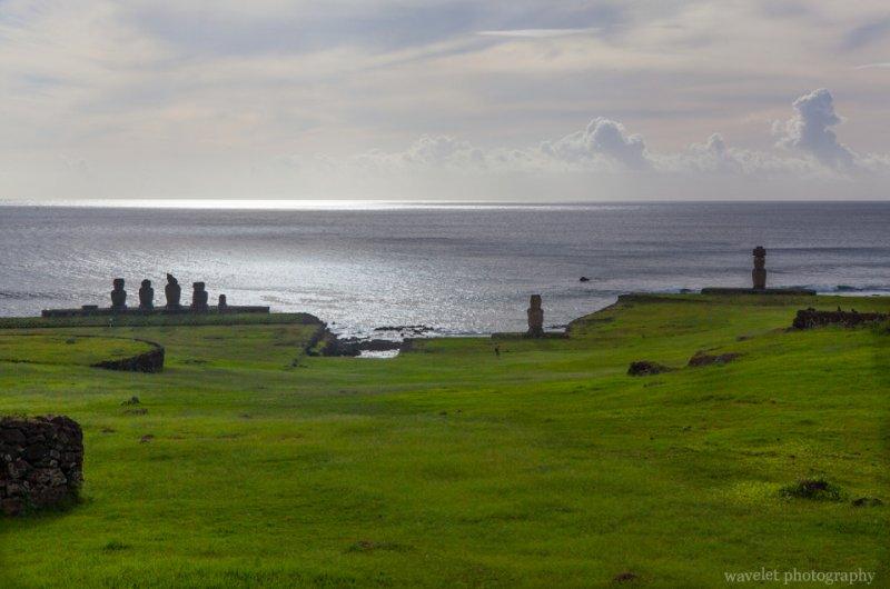 Ahu Tahai, Easter Island