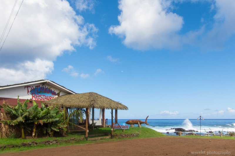 Tataku Vave Restaurant, Easter Island
