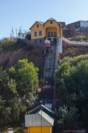 Funicular railways, Valparaiso