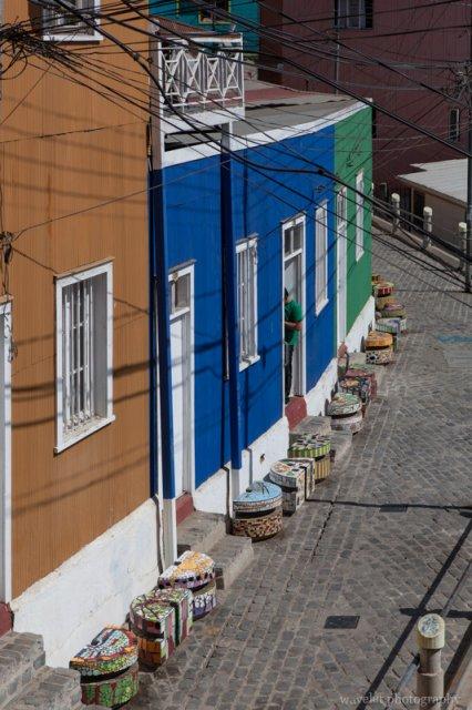 Guimerà street, Valparaiso