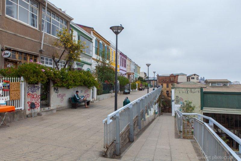 Paseo Gervasoni, Valparaiso