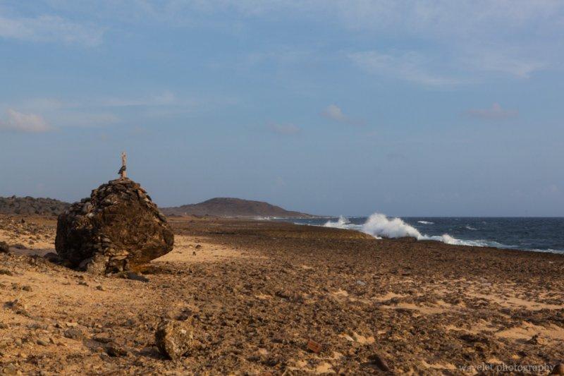 Northeast coast near Alto Vista Chapel, Aruba