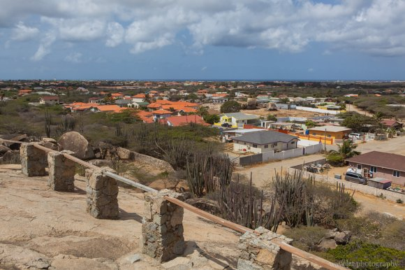 Overlook Aruba from Casibari Rock Formations