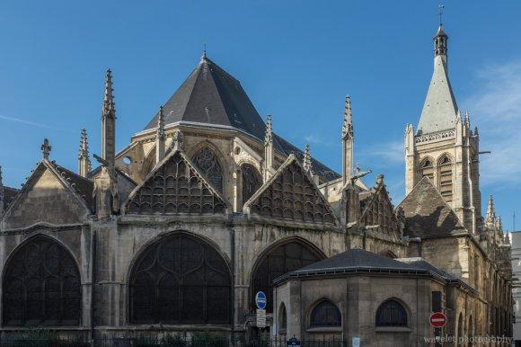 Eglise St-Severin, Latin Quarter, Paris