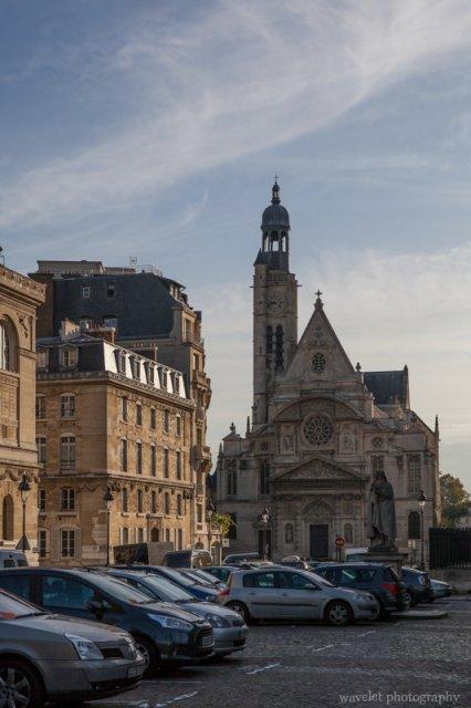 Saint-Étienne-du-Mont, Latin Quarter, Paris