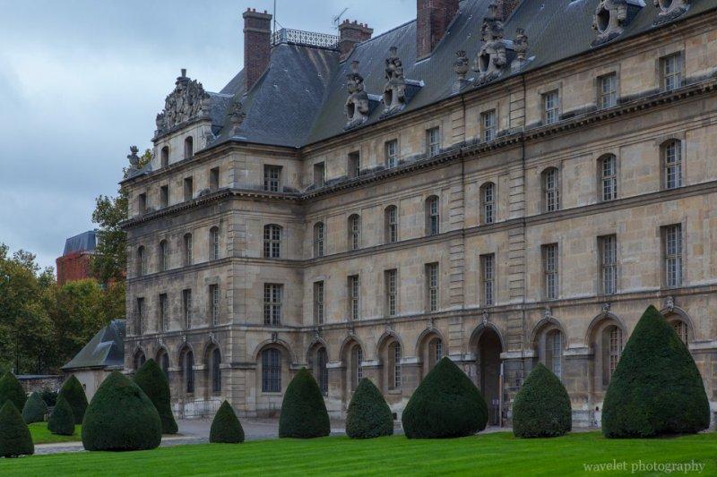 Jardin des Invalides