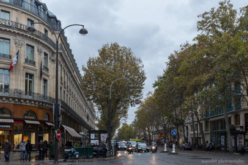 Boulevard des Capucines, Paris