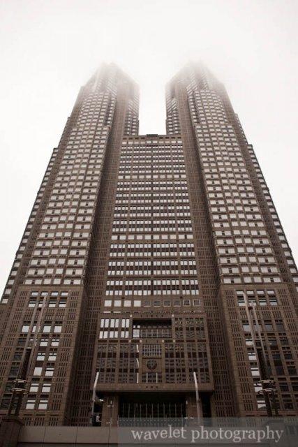 Tokyo Metropolitan Government Buildin (都庁)