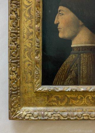 Sigismondo Pandolfo Malatesta, by Piero della Francesca, Musée du Louvre, Paris