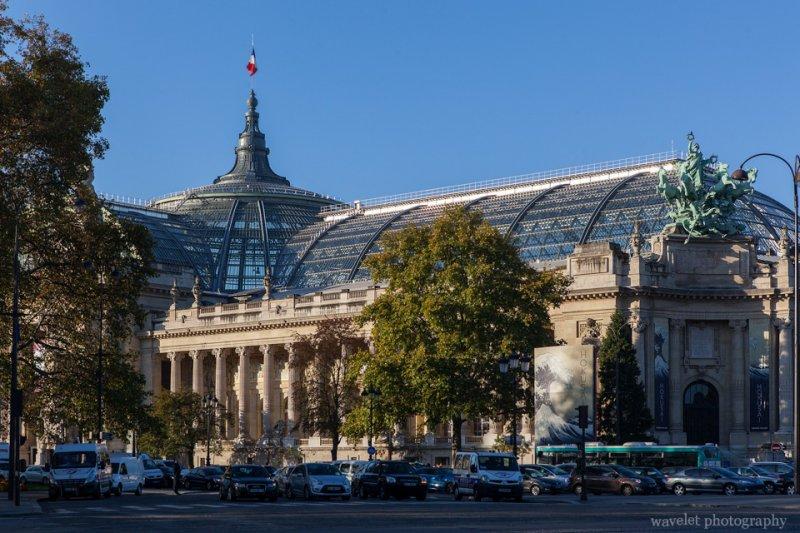 Grand Palais, Paris
