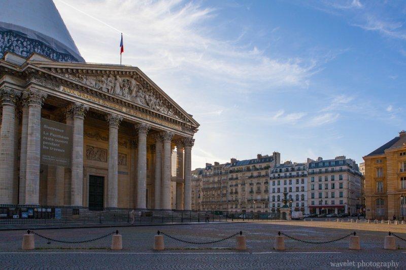 Panthéon, Latin Quarter, Paris