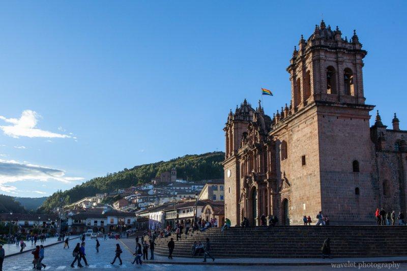 La Catedral, Plaza de Armas, Cusco