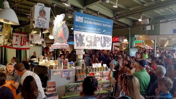 Public Market, Seattle